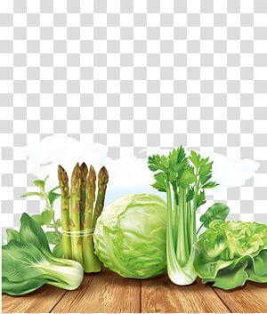 Alimentos orgânicos Vegetais de folha Frutas, legumes frescos PNG clipart