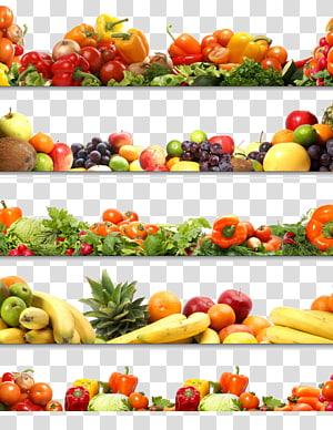 colagem de frutas e legumes variados, nutrição de vegetais de frutas, legumes png