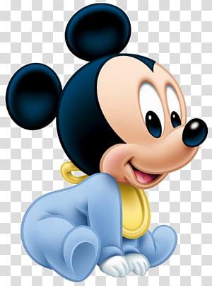 Mickey Mouse Minnie Mouse Infantil, Mickey Mouse, ilustração de Mickey Mouse PNG clipart
