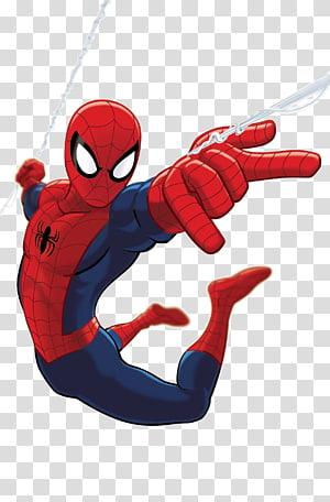 Spider-Man: Shattered Dimensions Ultimate Spider-Man Television show Ultimate Marvel, Ultimate Spiderman Background, Ilustração do Homem-Aranha png