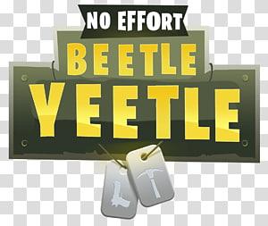 Ilustração de Yeetle de besouro sem esforço, Fortnite Battle Royale PlayStation 4 PlayerUnknown's Battlegrounds Roblox, victory royale fortnite png