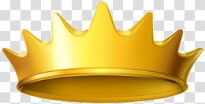 Coroa do estado alemão, coroa de ouro, coroa de ouro PNG clipart