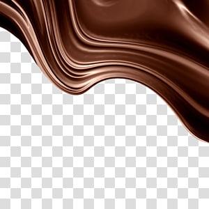 Milk-shake Chocolate quente Barra de chocolate, chocolate PNG clipart