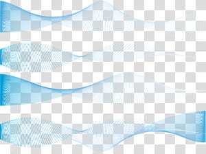 textura azul requintada de linhas dinâmicas, dados de quatro ondas PNG clipart
