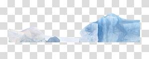 Iceberg azul, iceberg PNG clipart