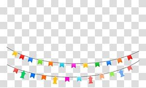 ilustração de buntings de cores sortidas, 2019 Ramadan Eid al-Fitr, Ramadan png