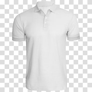 t-shirt polo camisa top de roupas, camisa polo, camisa polo branca PNG clipart