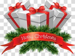 Ícone de Natal, presentes de feliz Natal, ilustração de caixa de presente de feliz Natal png