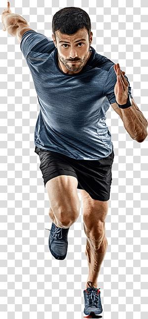 homem correndo ilustração, Running Sport, homem correndo png