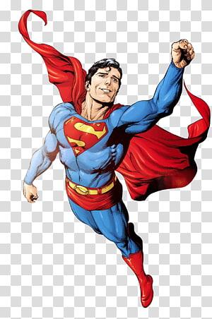 Ilustração do Superman, Clark Kent Capitão Marvel Arqueiro Verde Superman Jerry Siegel, Superman png