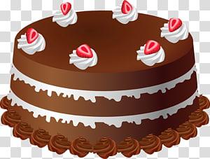 Bolo de aniversário Bolo de chocolate Bolo de Natal, bolo de chocolate Art Large, bolo de chocolate png