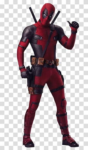 Ilustração de Deadpool da Marvel, filme de super-herói do filme Spider-Man Colossus Deadpool, deadpool png
