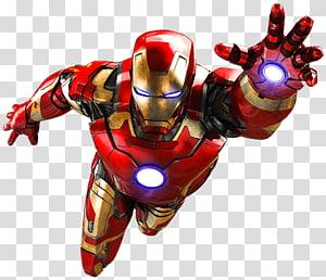 Homem de Ferro Marvel, Homem de Ferro Hulk Spider-Man Ultron, ironman PNG clipart