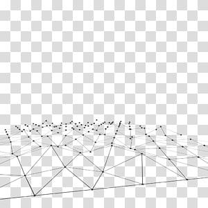 Tecnologia euclidiana, fundo de tecnologia, ilustração preta PNG clipart