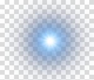 Brilho da luz, raios de sol PNG clipart