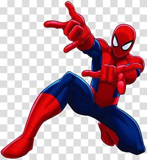 Marvel spider-man illustration, Spider-Man Comic book, spider png
