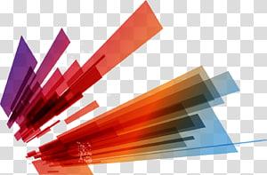 raios multicoloridos, arquivo de computador de abstração de linha, linhas abstratas coloridas PNG clipart