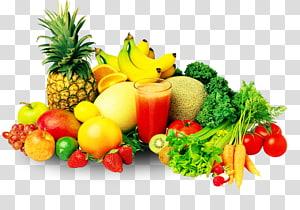 frutas e legumes variados, Suco Smoothie de frutas e legumes, Frutas e legumes deliciosos e nutritivos PNG clipart