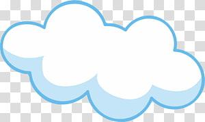 desenho de nuvem de desenho animado, nuvem, nuvem branca PNG clipart