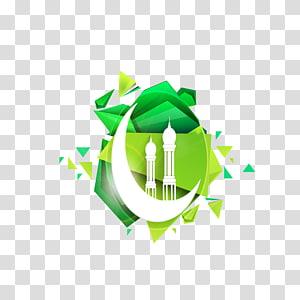 Mesquita Islâmica, lua criativa dos desenhos animados u4e16u754cu4e09u5927u5b97u6559 PNG clipart