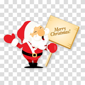 Saudações de Papai Noel, personagem fictício enfeite de natal fonte de papai noel, feliz natal de papai noel png