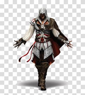 Ilustração do personagem Assassin's Creed, Assassins Creed III Assassins Creed: Brotherhood Assassins Creed: Altaxefrs Chronicles, Altair Assassins Creed PNG clipart