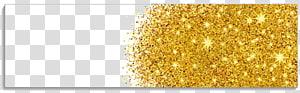 brilhos de ouro, ouro Fundal, lantejoulas e pó de ouro PNG clipart