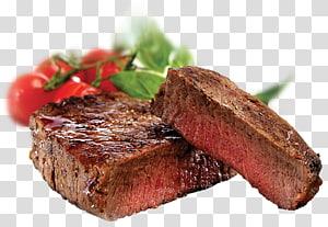 prato de carne assada, salsicha bife macarrão cozinhar carne, carne cozida PNG clipart