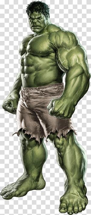 Hulk Homem de Ferro Homem-Aranha Capitão América Super-herói, Hulk, Incrível ilustração do Hulk png