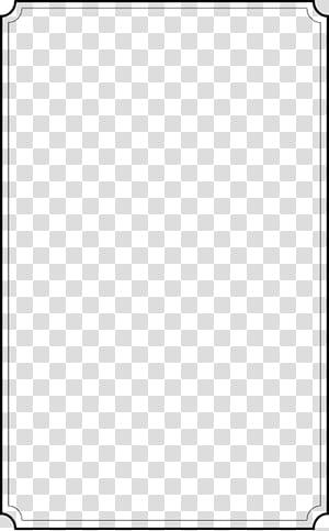Caixa de texto, quadro de borda branca png