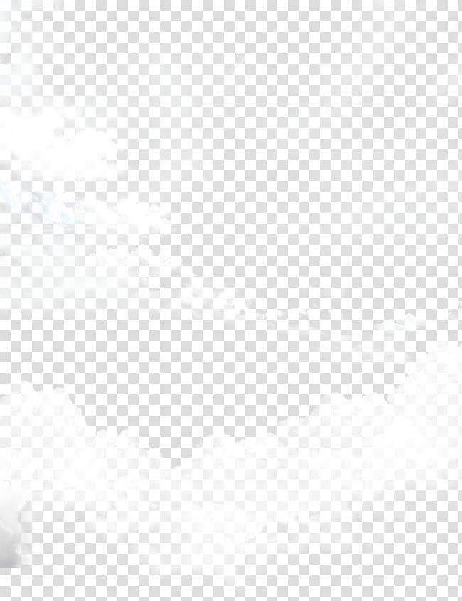 nuvens brancas, preto e branco padrão de ponto de ângulo, nuvens PNG clipart