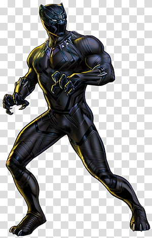 pantera negra, pantera negra maravilha: aliança de avengers parafuso preto maravilha cinematográfica universo marvel comics, pantera negra PNG clipart