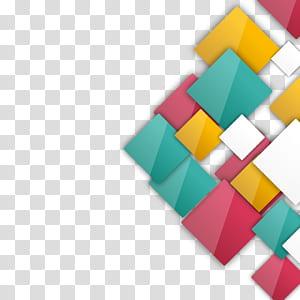 Euclidiana, Caixa de cristal, quadrado multicolorido png