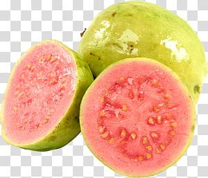 goiaba em fatias, goiaba comum Frutas tropicais Goiaba de morango, goiaba PNG clipart
