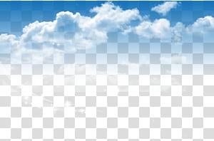 Panfleto de pôster de serviço de publicidade, Baiyun, céu azul PNG clipart