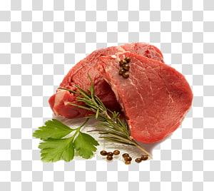 carne crua na superfície perto de salsa, carne crua Foodism cru Moedor de carne Carne vermelha, carne PNG clipart