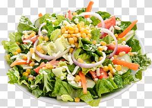 salada de legumes em um prato de cerâmica branca, salada grega Salada Caesar Salada israelense Salada de espinafre Salada de atum, salada png
