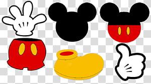 Mickey Mouse Minnie Mouse, minnie mouse, ilustração de Mickey Mouse PNG clipart
