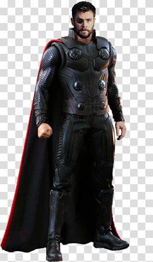 o poderoso personagem thor, vingadores: guerra do infinito thor loki homem de ferro capitão américa, thor PNG clipart