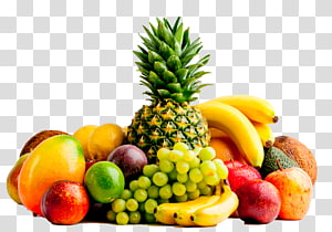 variedade de frutas, frutas fibra dietética alimentos vegetais saúde, frutas frescas png