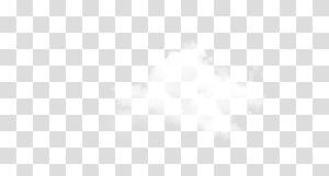 Nuvem de ponto de linha branca, nuvens brancas, ilustração abstrata preto e branca PNG clipart