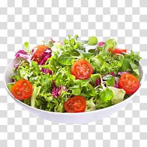 Salada grega Salada Caesar Salada de feijão Wrap Salada de macarrão, salada, salada de legumes png