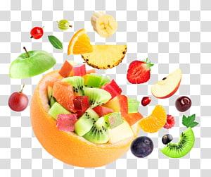 frutas fatiadas, suco de laranja Salada de frutas Frutti di bosco, salada de frutas png