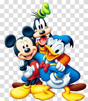 Mickey Mouse, Pato Donald e Pateta, Mickey Mouse Minnie Mouse Pluto Pateta, Mickey Mouse PNG clipart