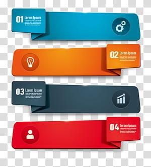 Web banner Adesivo ícone, Banners, fundo azul com sobreposição de texto PNG clipart
