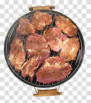 Frango de churrasco Bife Asado Grelhar, Churrasco na prateleira PNG clipart