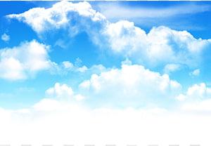 céu azul, filme de reversão do céu gramado, nuvem PNG clipart