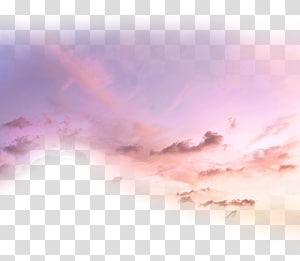 Nuvem Sunset Afterglow, nuvem, formação de nuvens PNG clipart