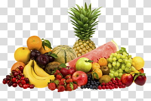 lote de frutas sortidas, frutas alimentos orgânicos vegetais, frutas png