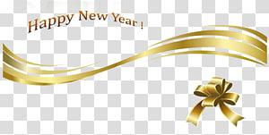 Dia de ano novo Natal, feliz ano novo ouro texto e decoração, fundo azul com sobreposição de texto png